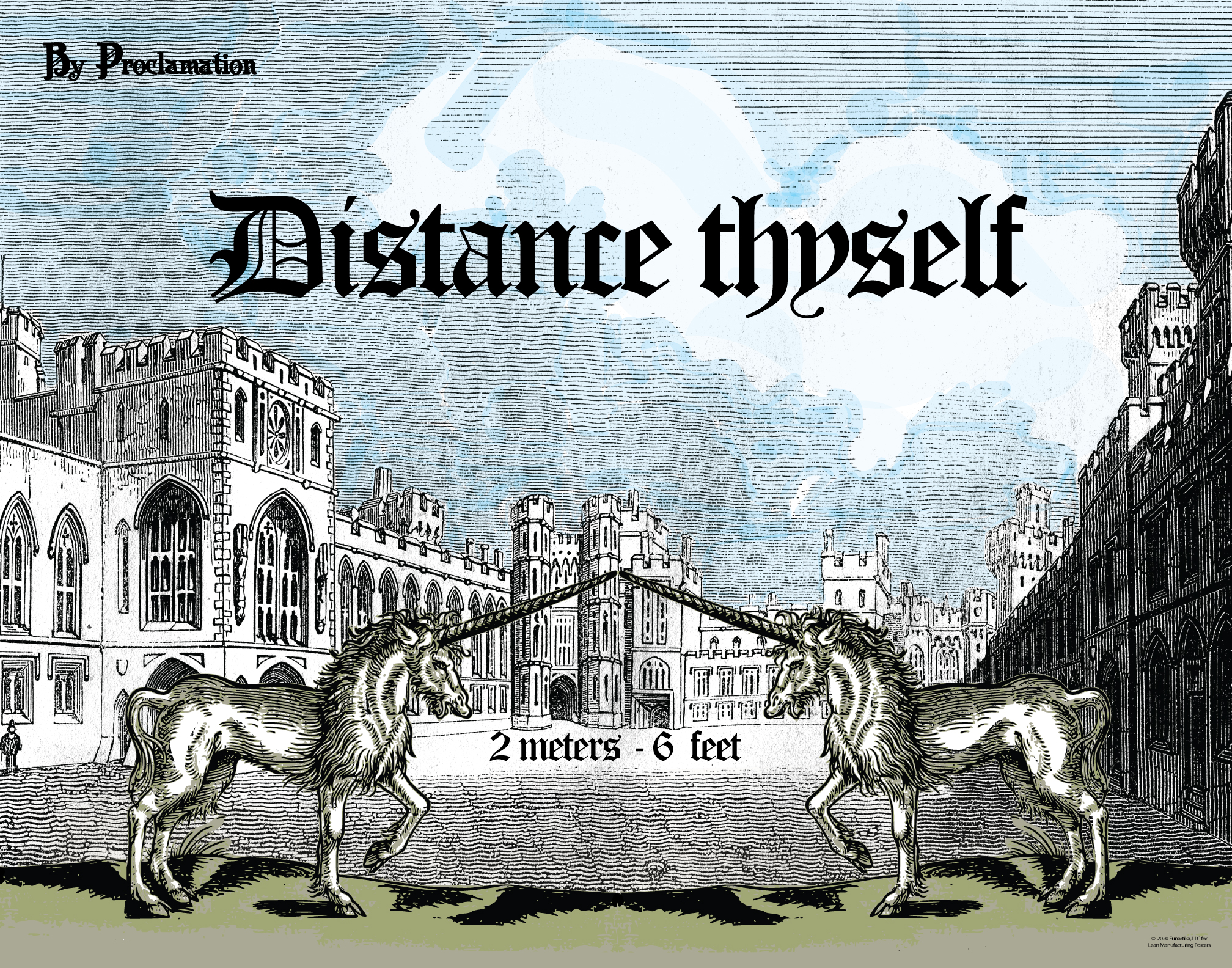 Distance Thyself